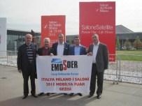 MOBİLYA TASARIMI - Elazığ Mobilyacılar Derneği İtalya'da Fuara Katıldı