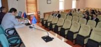 """AHMET LEVENT - ETSO'da 'İş Sağlığı Ve Güvenliği Günü""""Nü Semineri..."""
