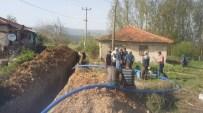 Kalkım'da Asbestli İçme Suyu Boruları Değiştiriliyor