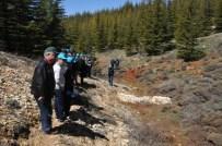 SEDAT YıLDıRıM - Kayseri Orman Bölge Müdürlüğü Teknik Gezi Ekibi Mersin'de