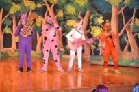 BREMEN MıZıKACıLARı - Miniklerden Bremen Mızıkacıları Çocuk Müzikaline Yoğun İlgi
