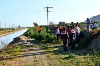 İNTIHAR - Sulama Kanalına Düşen Kadının Cesedi 4 Km Uzaklıkta Bulundu