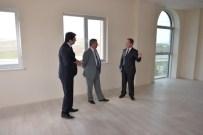 TAMER YIĞIT - 112 Acil Çağrı Merkezi İnşaatını İnceledi