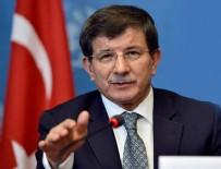 AK PARTİ GENEL MERKEZİ - Başbakan Davutoğlu'ndan önemli açıklamalar