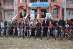 FATMA SEHER - İzmit'te Bisikletler Dağıtılmaya Başlandı