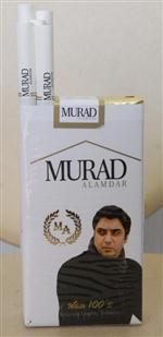 KURTLAR VADISI - Diyarbakır'da Kaçak Polat Alemdar Sigarası Ele Geçirildi
