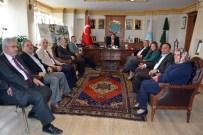 ALI RıZA BEY - AK Parti TBMM Başkan Vekili Nevzat Pakdil Aksaray'da