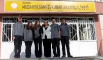 GOODYEAR - Mudanya Sami Evkuran Lisesi Adını Finale Yazdırdı
