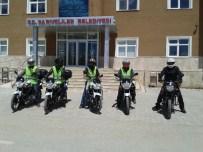 Sarıveliler Belediyesi Araç Filosuna Dört Adet Motosiklet Ekledi
