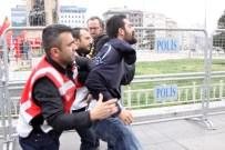 ÖZGÜR ÇEVİK - Taksim Ve Beşiktaş'ta Müdahale !