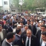 AK Parti Diyarbakır Milletvekili Adayı Salim Ensarioğlu İlçe Ziyaretlerini Sürdürüyor
