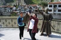 HASAN ALI CESUR - Belediye Başkanından 'Selfie Yapan Şehzade'Açıklaması