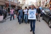 ALPER TAŞ - İstanbul'da Bıçaklı Saldırı Sonucu Öldürülen Edirneli Bahadır, Son Yolculuğuna Uğurlandı