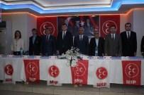 YOLSUZLUK - MHP'ye Katılan 714 Kişiye Rozetleri Takıldı