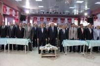 YÜCE DIVAN - Saadet Partisi Genel Başkanı Mustafa Kamalak'tan 'Suriye Savaşı'Açıklaması