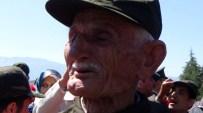 ASKERLİK YASASI - 77 Yaşında Asker Oldu, Gözyaşlarına Boğuldu