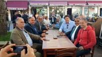 CHP'li Belediye Başkanlar Bozcaada'da