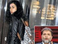 BAŞAK SAYAN - İşte Ahmet Hakan'ın yeni sevgilisi