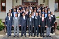 LONCA - Aesob Heyetinden Vali Türker'e Ziyaret