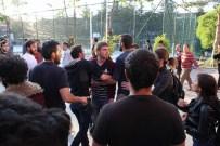 ÖZEL GÜVENLİK - Anadolu Üniversitesi'nde Tehlikeli Gerginlik