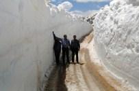 Antalya'nın Zirvesinde Karla Mücadele
