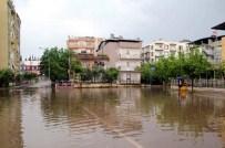 ÖZEL GÜVENLİK - Aydın Sokakları Göle Döndü