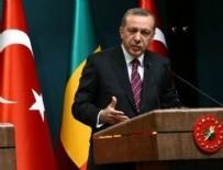 GABON CUMHURBAŞKANI - Cumhurbaşkanı Erdoğan ortak basın toplantısında konuştu