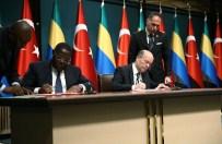 GABON CUMHURBAŞKANI - Erdoğan-Ondimba Ortak Basın Toplantısı