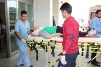 Karaman'da İşçi Servisi Yoldan Çıktı Açıklaması 22 Yaralı