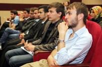 ALI ASKER - KMÜ'de '2015 Ermeni İddiaları'Paneli