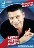LEVENT YÜKSEL - Levent Yüksel'den Aliağa'da 19 Mayıs Konseri