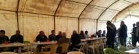 MHP Milletvekili Adayı Karakoç Taziye Ziyaretlerini Sürdürüyor