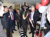 CENGİZ YAVİLİOĞLU - Nurettin Topçu Sosyal Bilimler Lisesi'nde TÜBİTAK Bilim Fuarı...