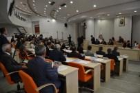 ÖZEL GÜVENLİK - Büyükşehir Meclisi Toplandı