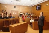 ÖZBURUN - Büyükşehir Personeline Takım Çalışması Eğitimi