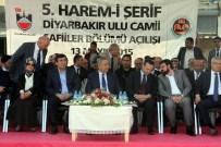 Diyarbakır'da Ulu Cami'nin 2. Kısmı İbadete Açıldı