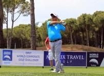 RECEP TURAN - Dünya Kurumsal Golf Turnuvası Belek'te Yapıldı
