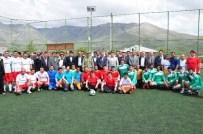 FATİH GÜL - Ekinözü'nde Kurumlar Arası Futbol Turnuvası Başladı