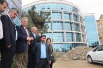 """YOLSUZLUK - Pekşen, '7 Haziran'da Vatandaş AK Parti'nin Dişini Çekecek"""""""