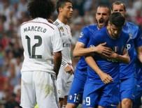 STEPHAN LICHTSTEINER - Real Madrid Devler Ligi'nden elendi