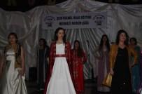 SELAMI AYDıN - Şehitkamil Halk Eğitim Merkezi'nden 'Geleneksel Türk Motifleri'Programı