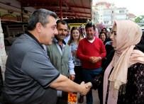 BALIKÇI HALİ - AK Parti'li Sena Nur Çelik'ten Gazipaşa'ya Ulaşım Müjdesi