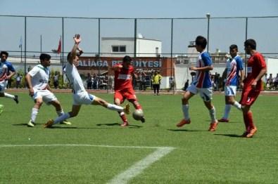 Aliağa'nın Şampiyonu Heydar Aliyev