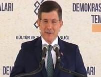 RÜŞTÜ ZORLU - Başbakan Davutoğlu, Yassıada'da konuştu