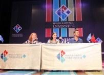 CEYDA DÜVENCİ - HKÜ'de 1. Altın Baklava Film Festivali Ödül Töreni Ve Gala Gecesi