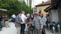MHP Afyonkarahisar Milletvekili Adayı Mehmet Parsak, Başmakçı İlçesini Ziyaret Etti
