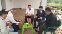 MHP Milletvekili Adayı Karakoç Köy Gezilerini Sürdürüyor
