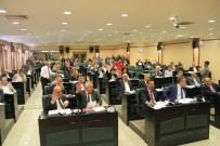 ALI RıZA BEY - Belediye Meclisinde 'Kaymakamlık Yeri' Gerginliği