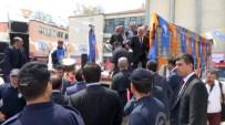 HASAN ALI CESUR - Enerji Ve Tabii Kaynaklar Bakanı Yıldız, HDP'ye Tepki Gösterdi