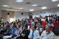 MERT NOBRE - Kayserispor'un Başarılı Futbolcusu Mert Nobre Üniversite Öğrencileriyle Buluştu
